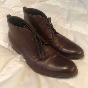 Brown Aldo Chukka Boot